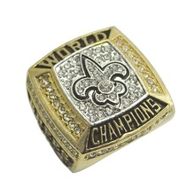 Fashion Replica championship rings World Football champions ring jewelry wholesale custom championship rings