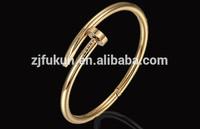 latest fashion hyderabadi gold nail bangles