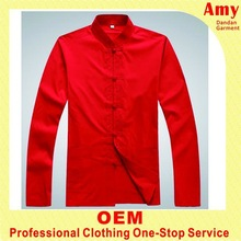 High quality men clothes for retail store wholesale traditional chinese style costume