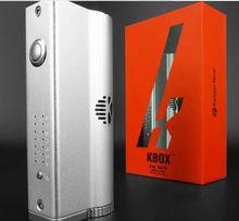 2015 new product stock supply 100% Authentic Kanger kbox box mod, Factory price Kanger box mod kbox ,2015 cheap kbox 40w box mod