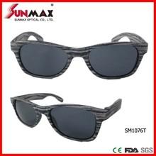 Rock and roll style penny skateboard wayfarer sunglasses for cool kids