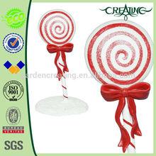"38"" Large Resin Lollipop Outdoor Christmas Decoration Chritmas Tree Ornament"