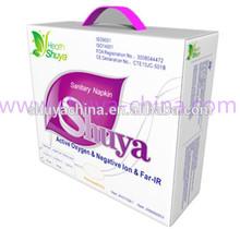 organic sanitary napkin disposal