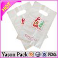 yason cosméticos sacos de embalagem de plástico protetor do cartão pastrie manga congelada