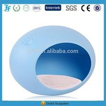 high quality resin egg shape dog bed