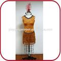 De lujo de la india traje para las niñas PGFC-2788