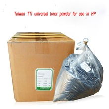 TTI universal toner powder for use in hp 1010 2612A 5000 29x 4000 27a 10KG