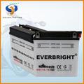 baja auto descarga de everbright de plomo ácido sellada batería de 4v 6v y