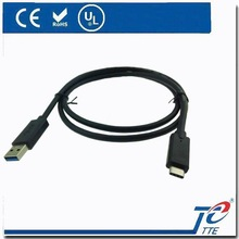 2015 Hottest USB 3.1 Type C Cable 10Gbps SuperSpeed data cable USB-C cable