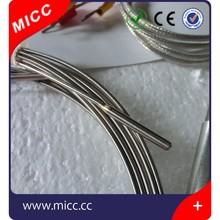 K/J/T/E/R/N type sheath thermocouple