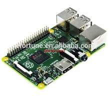 2015 New&Original Raspberry Pi 2 Model B Broadcom BCM2836 1G RAM 6 times faster than the raspberry PI Model B+ speed