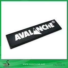 Sinicline Rubber Label Swing on Uniform