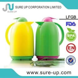 Attractive design plastic cool water jug(JGAI)