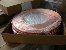 Seamless, C12000,C11000, C12200, air condition, refrigerator, pancake coil copper pipe