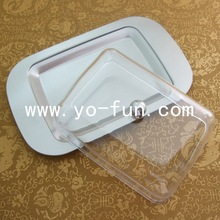 JGJ013 Italy style fashion design stainless steel butter tray