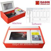 Daqin automatic mobile screen protector making machine