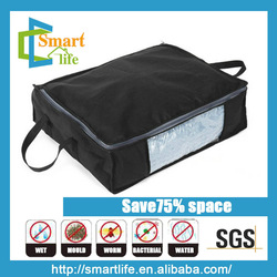 new style super quality economic blank vacuum tote bags