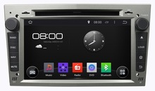 Android 4.4.4 In-car entertainment Car audio stereo system/in car dio/dvd/gps navigation for Opel Astra J