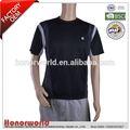 Años 20 proveedor profesional bsci aprobados numeradas t- shirt
