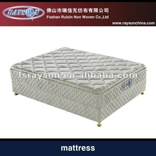 Hight quality soft bonnell spring mattress China mattress factory