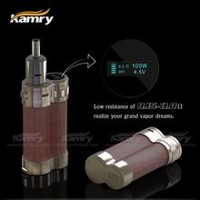 2pcs 18650 big battery mechanical mod e-cigarette vv vw kamry 100 high quality vaporize
