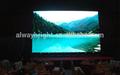 p5mm couleur intérieure pleine smd led affichage de types de panneaux publicitaires
