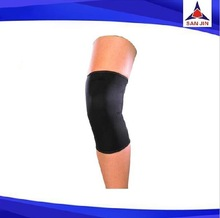 Compression neoprene knee suppport brace closed cap knee pad knee sleeve running climbing basketball
