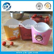 Food grade paper snack box packaging