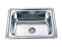 The 6450 industrial sink utility in Foshan