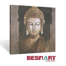 buddha abstract oil paintings / modern paintings of buddha / buddha head painting