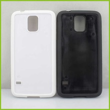For samsung galaxy S5 tpu + pc groove cases