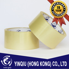 [Manufacturers] Durable Viscosity clear packing tape clear plastic tape
