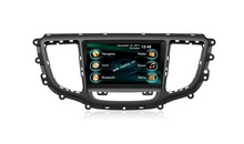 2 Din In-dash Car stereo radio/dvd/gps/mp3/3g multimedia system for Buick GL8 V8024BG