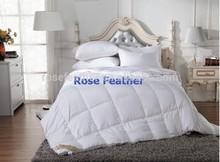 70% White Goose Down Comforter