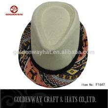 funny child hat/wholesaler hat child/children felt hats