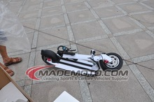 Folding Lithium battery Super Scooter with CE Rohs electric bike motor