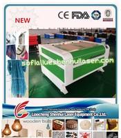 cheap 1290 PVC rubber wood acrylic sheet laser cutting machine 18years OEM