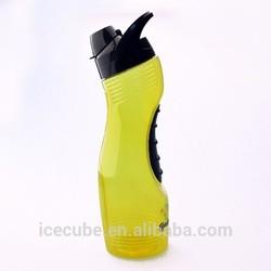 2015 hot sale factory direct supply plastic water bottle/BPA free tritan/pc/pp/ps plastic sport bottle for promotion