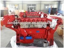 Factory price 300hp-500hp engine Lambert brand marine diesel