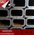 Soldados de gran diámetro de acero rectangular | tubo rectangular tubos