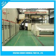 1.6m double s non-woven fabric producing machine