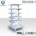 Skh059-1 duplo- lado do armazém prateleira medicina