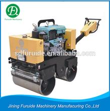 hot sale FYL-800CS double drum vibratory road roller road construction vehicles