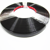 decorative furniture trim, unbreakable pvc strip with adhesive