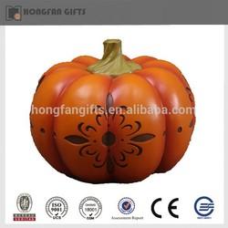 harvest wholesale resin pumpkins
