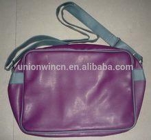 Quality hot selling men leather shoulder bag