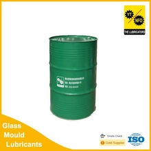 Glass industrial swabbing oil lubricate for mold protecting