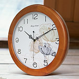 Luxury Exiquisite Wooden Crafts/Wall Clock for Decoration