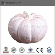 cheap artificial white pumpkin for sale