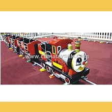 2015 New Product Funny outdoor electric train H40-0208